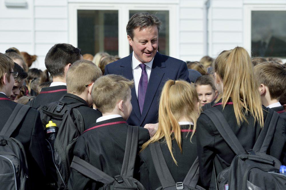 Prime Minister David Cameron Talks Ju-Jitsu