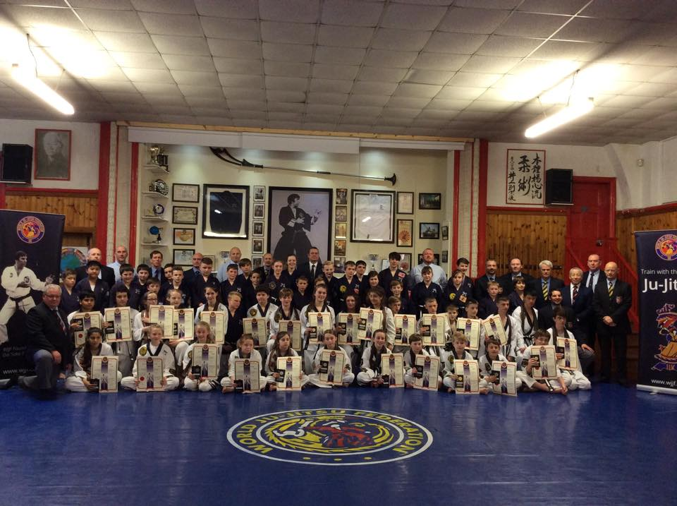 Jnr BB Gradings