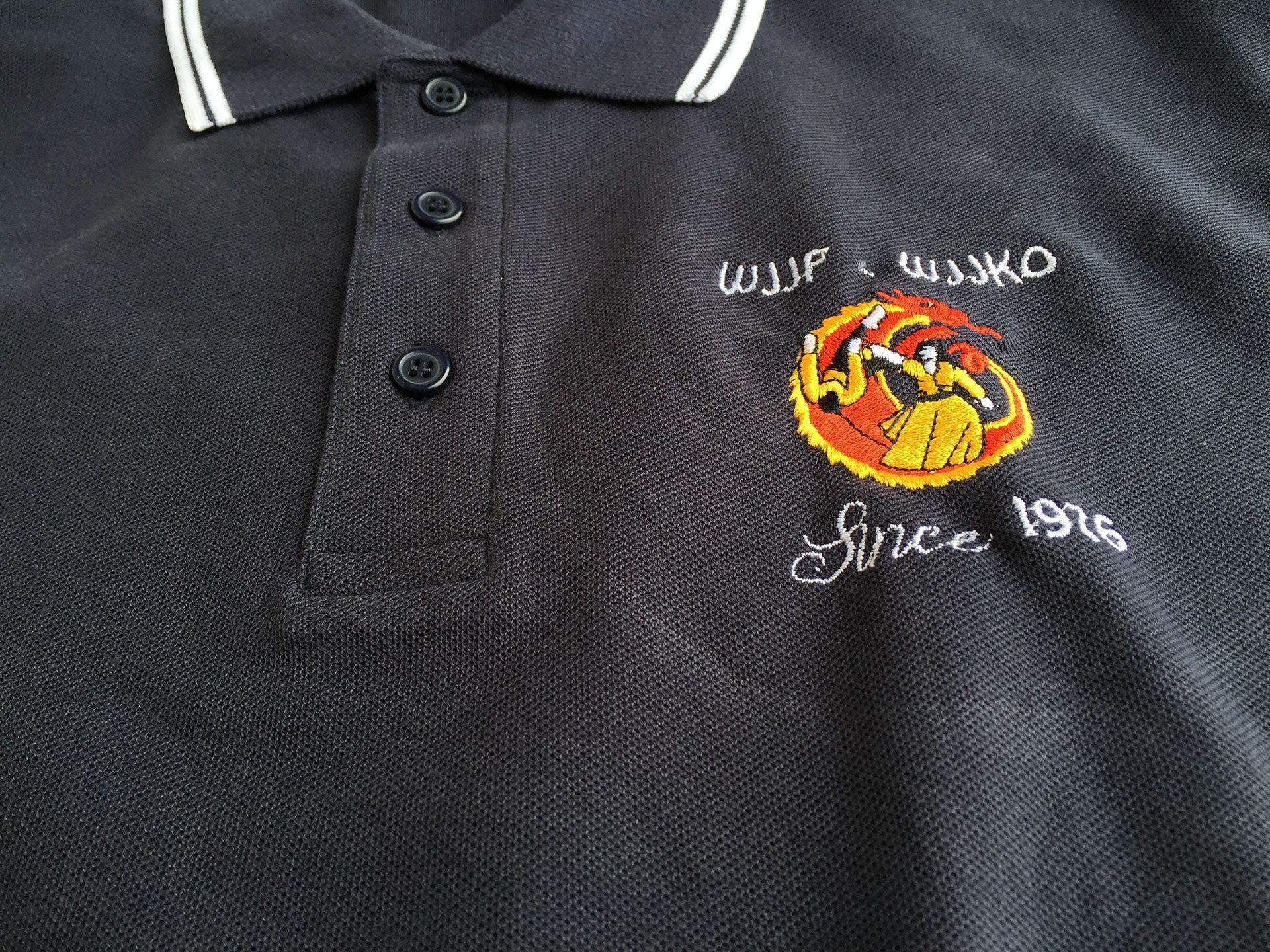 WJJF Polo Shirt