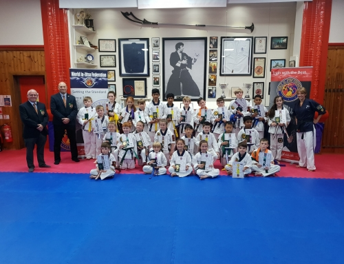 The Clark Centre Club Grading –  Saturday 21st July 2018