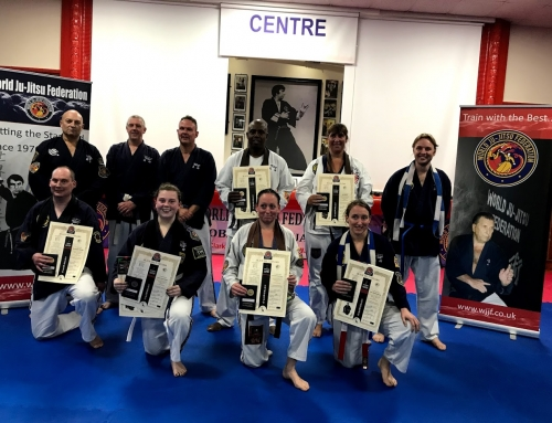 Senior Black Belt Grading – The Clark Centre – Saturday 6th October 2018
