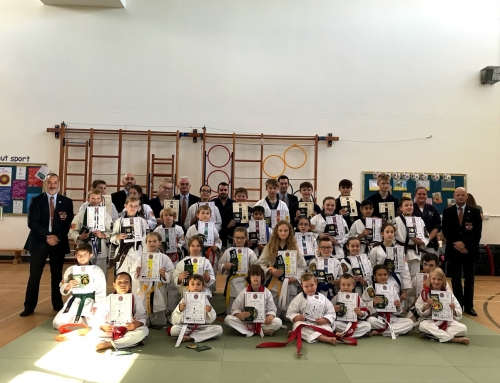 Haya-Ashi Ju-Jutsu Club, Norwich – Grading Saturday, 29th September 2018