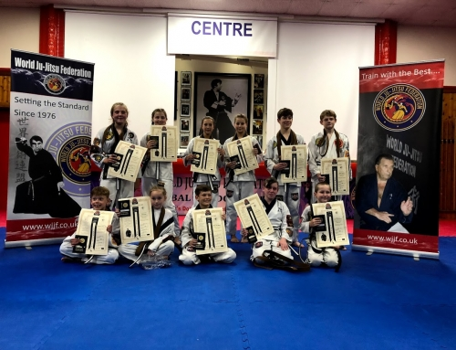 Junior Black Belt Grading – The Clark Centre – Saturday 6th October 2018